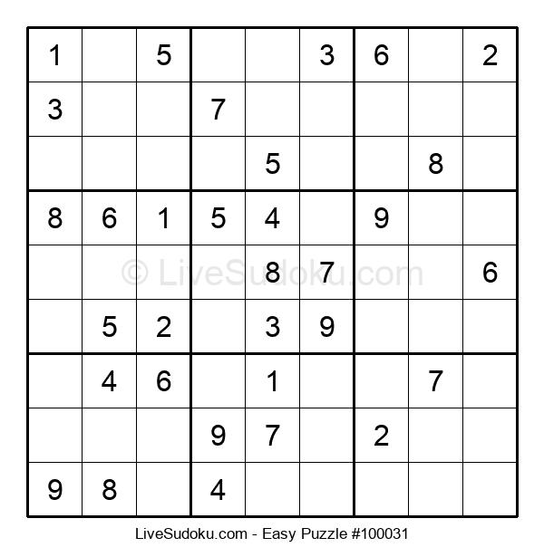 Beginners Puzzle #100031