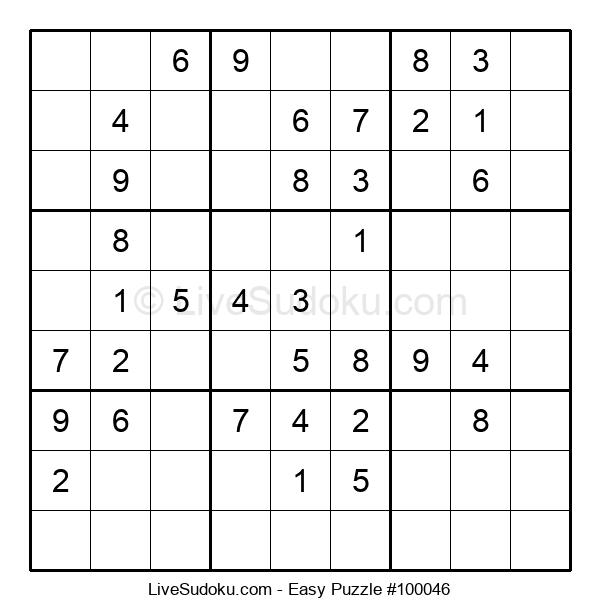 Beginners Puzzle #100046