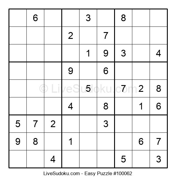 Beginners Puzzle #100062