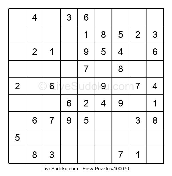 Beginners Puzzle #100070