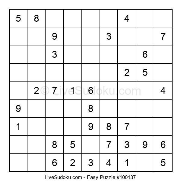 Beginners Puzzle #100137