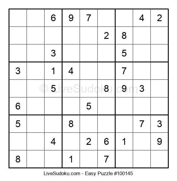 Beginners Puzzle #100145