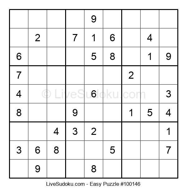 Beginners Puzzle #100146