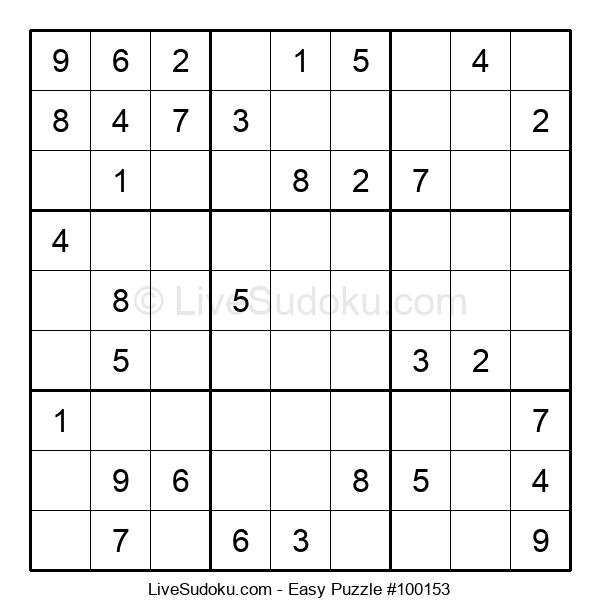 Beginners Puzzle #100153