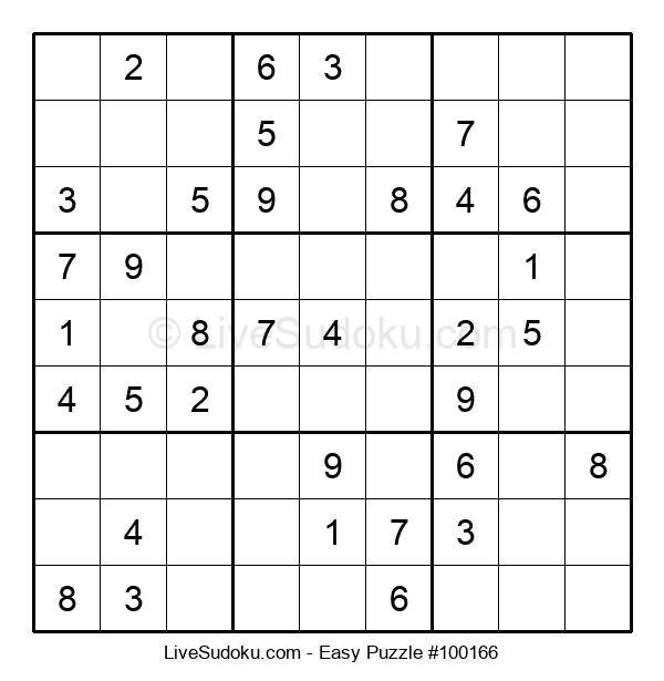 Beginners Puzzle #100166
