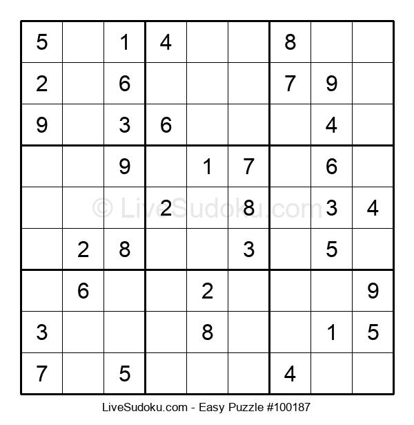 Beginners Puzzle #100187
