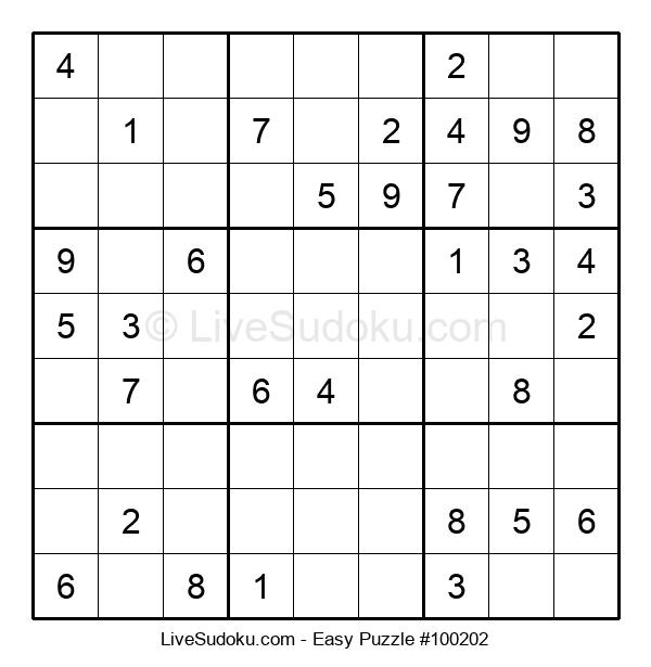 Beginners Puzzle #100202