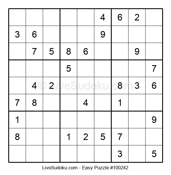 Beginners Puzzle #100242