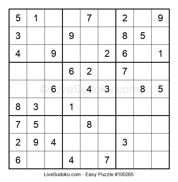 Beginners Puzzle #100265