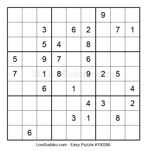Beginners Puzzle #100266