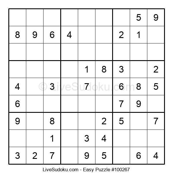 Beginners Puzzle #100267