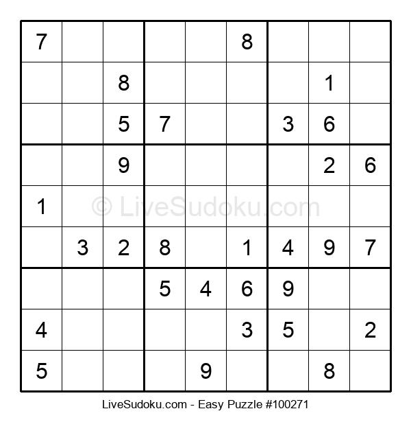 Beginners Puzzle #100271