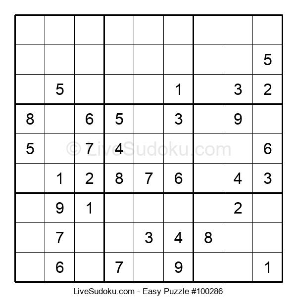 Beginners Puzzle #100286
