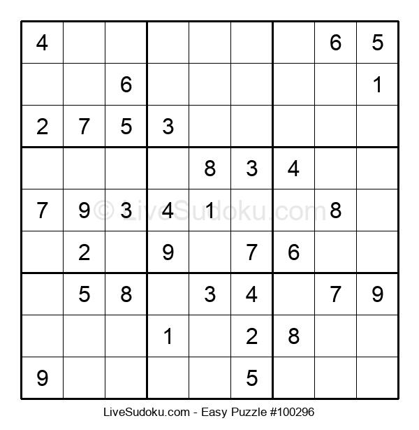 Beginners Puzzle #100296