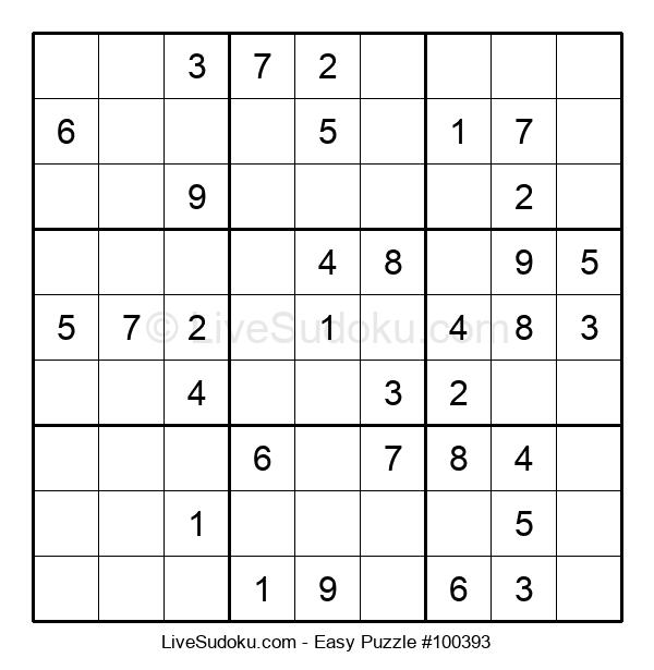 Beginners Puzzle #100393