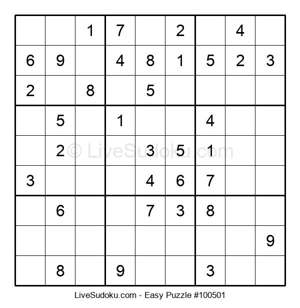 Beginners Puzzle #100501