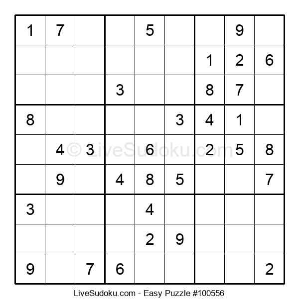 Beginners Puzzle #100556