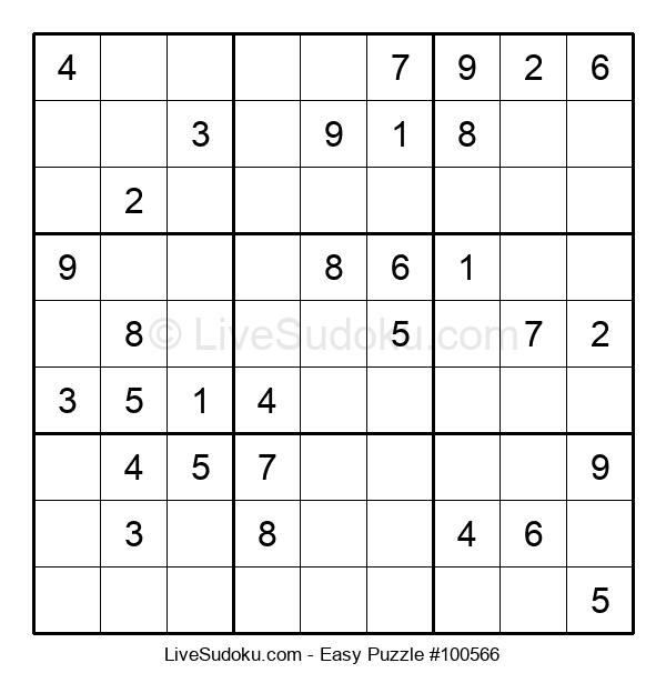 Beginners Puzzle #100566
