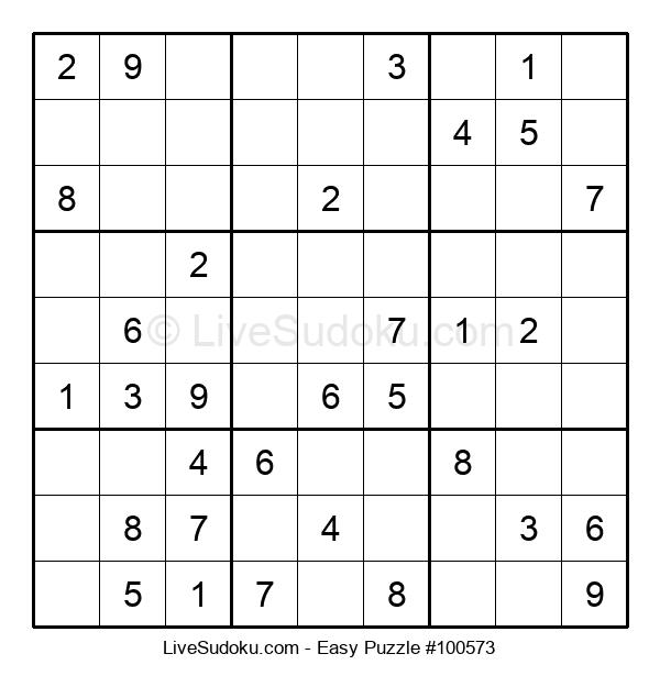 Beginners Puzzle #100573