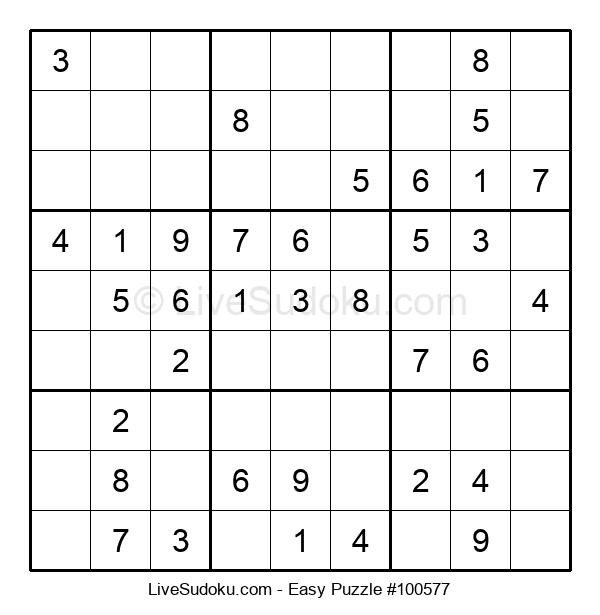 Beginners Puzzle #100577