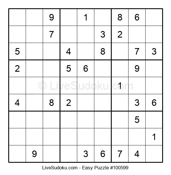 Beginners Puzzle #100599