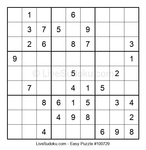Beginners Puzzle #100729