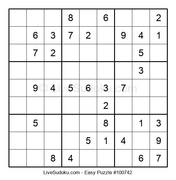 Beginners Puzzle #100742