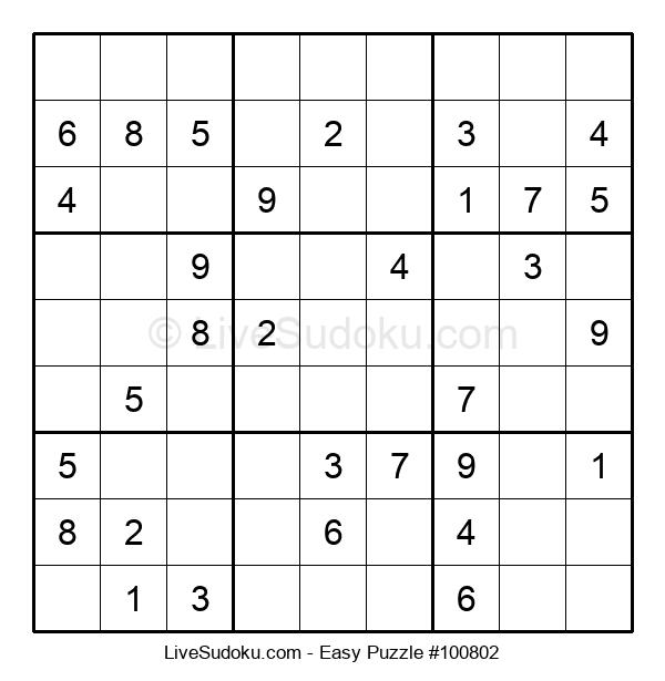 Beginners Puzzle #100802