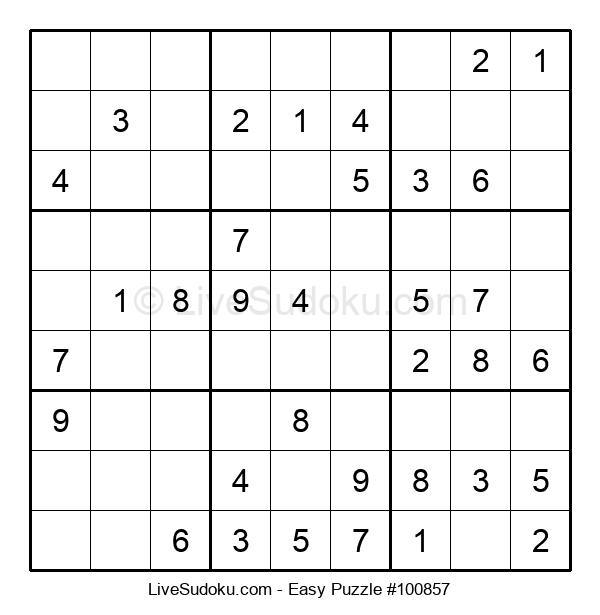 Beginners Puzzle #100857