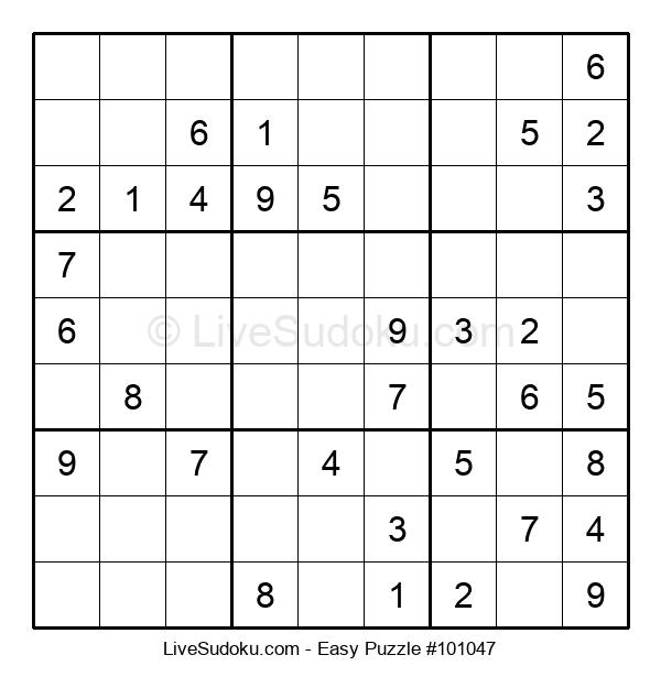 Beginners Puzzle #101047