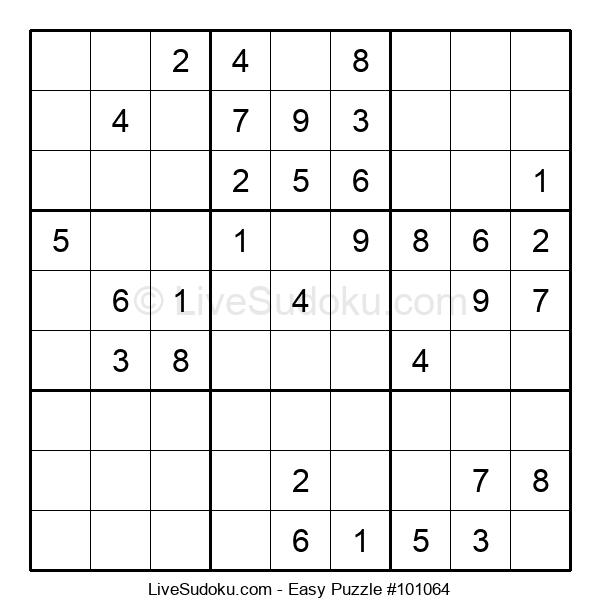 Beginners Puzzle #101064