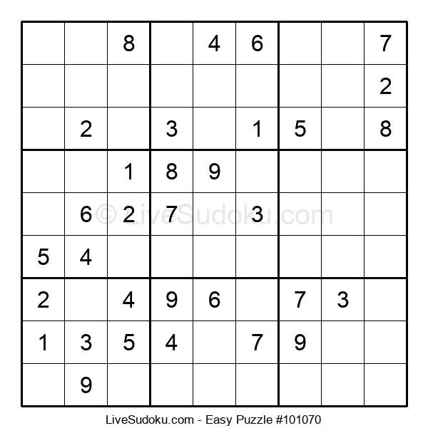 Beginners Puzzle #101070