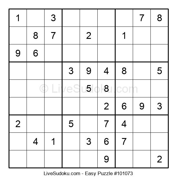 Beginners Puzzle #101073