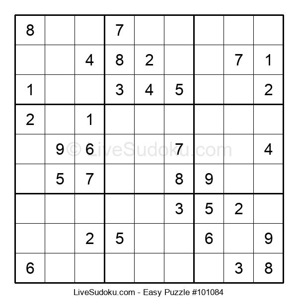 Beginners Puzzle #101084