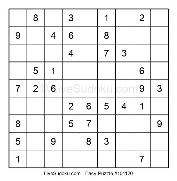Beginners Puzzle #101120