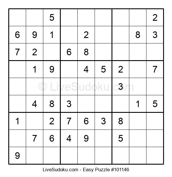 Beginners Puzzle #101146