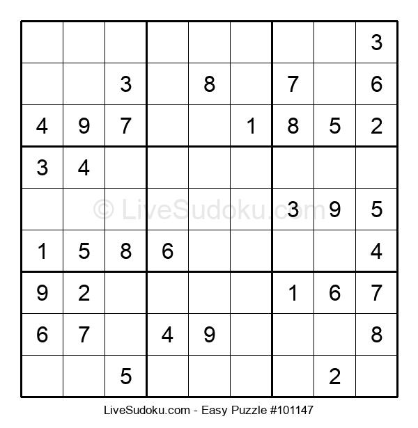 Beginners Puzzle #101147