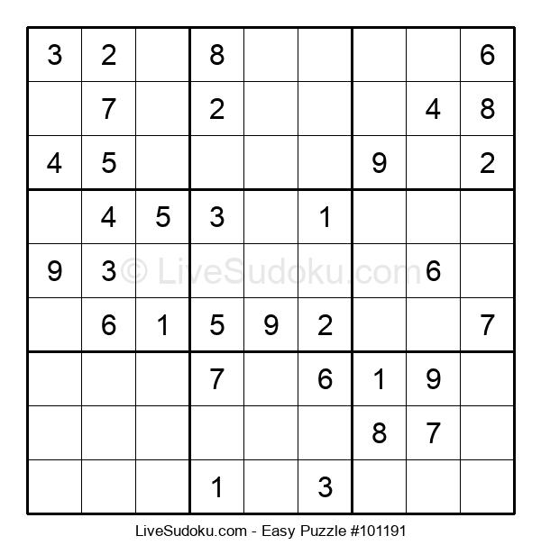 Beginners Puzzle #101191