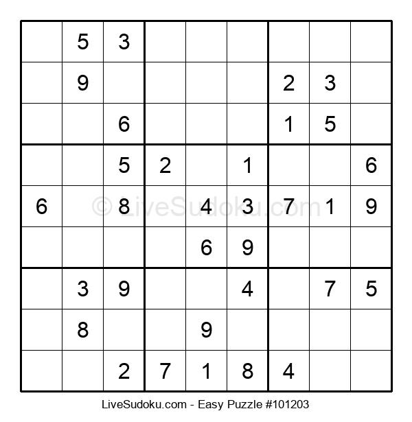 Beginners Puzzle #101203
