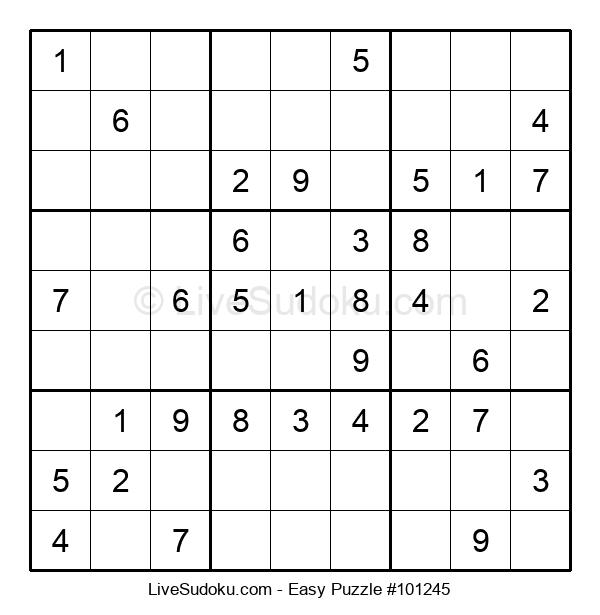 Beginners Puzzle #101245
