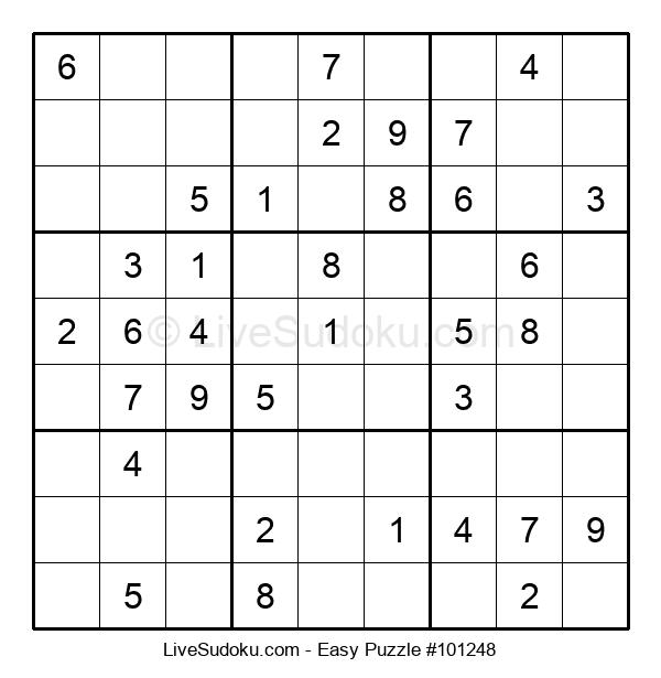 Beginners Puzzle #101248