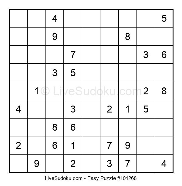 Beginners Puzzle #101268
