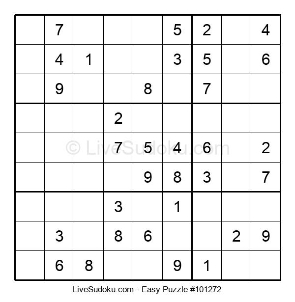Beginners Puzzle #101272