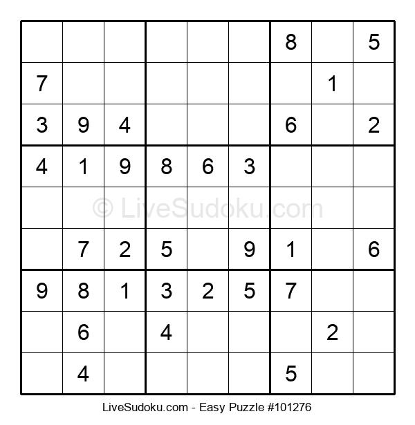 Beginners Puzzle #101276
