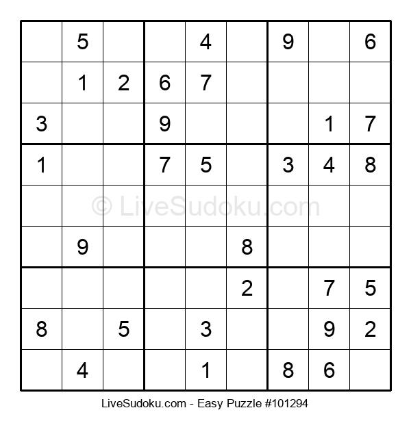 Beginners Puzzle #101294