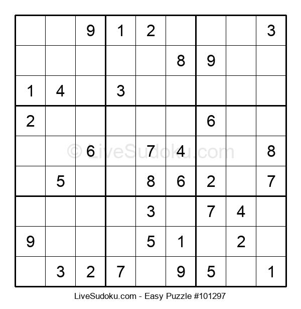 Beginners Puzzle #101297
