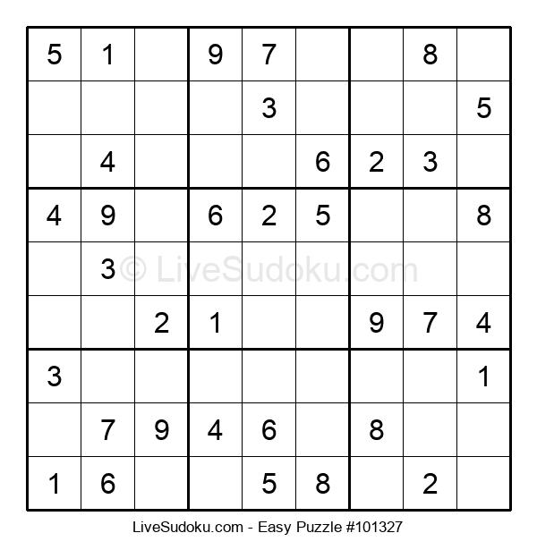 Beginners Puzzle #101327
