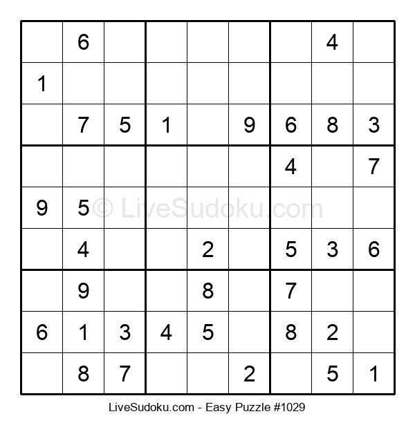 Beginners Puzzle #1029