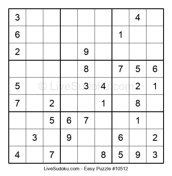 Beginners Puzzle #10512