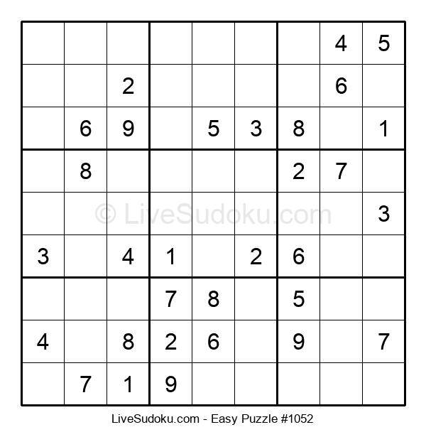 Beginners Puzzle #1052